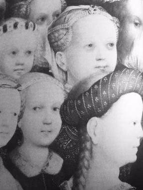 Triptych Stefan Lochner 1440 Cologne