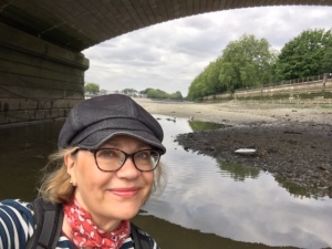 Return to the Fulham Foreshore June 2020