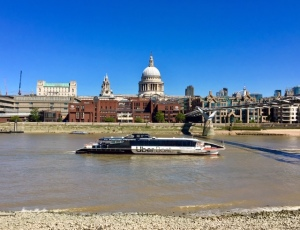 Thames Clippers August 2020